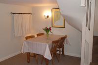 Dining Room at No.1 Mosses Cottage